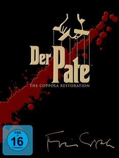 [Amazon-Blitzangebot] Der Pate - The Coppola Restoration 15€