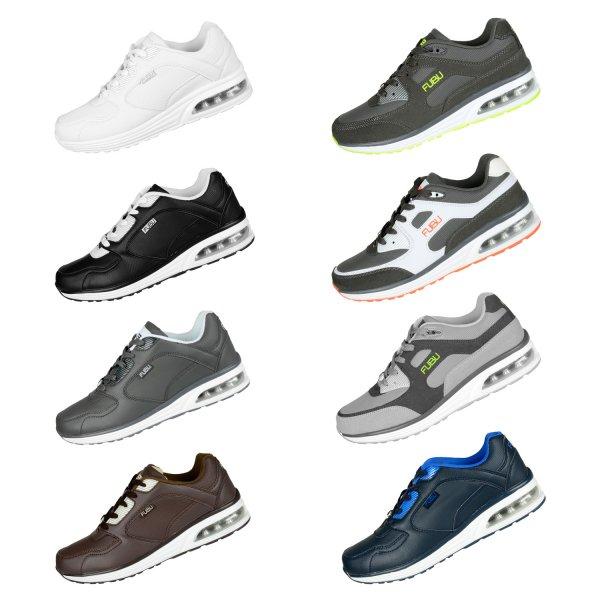 Fubu Herren Low-Sneaker div Modelle und Farben Gr. 41 bis 46 Neu