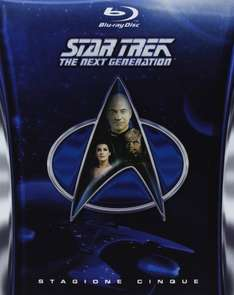 Star Trek - The Next Generation SEASON 5 Blu-ray