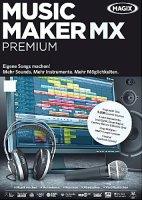 MAGIX Music Maker MX Premium für  NUR  27,99 Euro