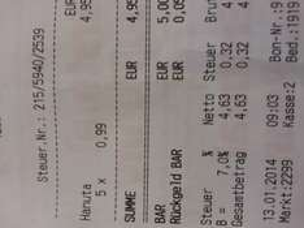 Duplo, Kinderriegel, Hanuta im Penny für 0,99 € Lokal Berlin