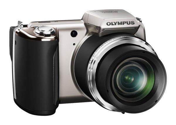 [Lokal Wiesbaden] Olympus SP620 UZ - Bridge-Kamera mit 16 MP, 21-fach opt. Zoom und optischem Stabilisator