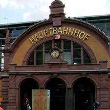 Gratis Café für ein Lächeln am Hauptbahnhof PB