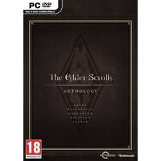 The Elder Scrolls Anthology UK Version für £23.95 (PC)