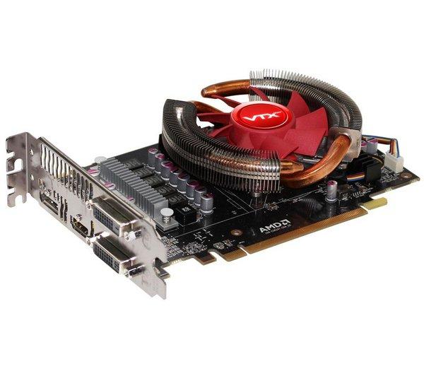 VTX3D Grafikkarte Radeon HD 7790 X-Edition - 1Go GDDR5 - PCI-Express 3.0 (VX7790 1GBD5-DHX)