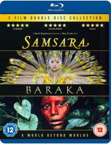 (Wieder da) Samsara / Baraka Blu-ray [zavvi.com] für 12,30€