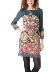 Hübsch!! Promod Kleid mit Blumenmuster für 26,97€!