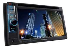 Kenwood DDX4021BT Moniceiver (VGA Doppel DIN-Monitor, DVD, Bluetooth, Apple iPod-ready, USB 2.0) schwarz für 246,50€ auf Amazon