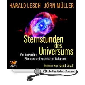 """Hörbuch: """"Sternstunden des Universums"""" von Hoerzu Wissen"""