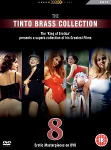 (UK) The Tinto Brass Collection - 8 Erotic Masterpieces [ 8 x DVD]  für 13.19€ @ Zavvi
