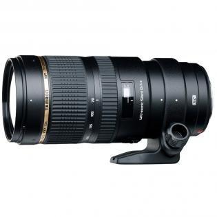Tamron AF 70-200 / 2,8 DI VC USD (Lichtstarkes Telezoom-Objektiv für Canon)