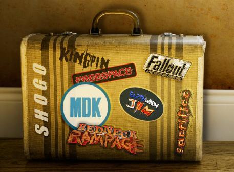 50% auf Interplay-Games (Fallout, MDK, Messiah, Jagged Alliance etc.) @gog.com
