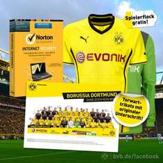 "BVB Torwarttrikot ""Testspiel Tagesangebot"" inkl Norton Internet Security"