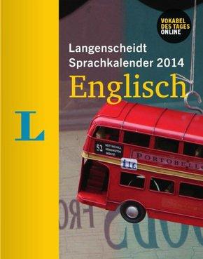 Langenscheidt Sprachkalender 2014