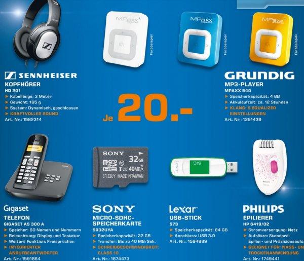 Lexar JumpDrive S73 USB Stick 3.0 64GB 20€ + Weitere Angebote je 20€ [Saturn Solingen]LOKAL