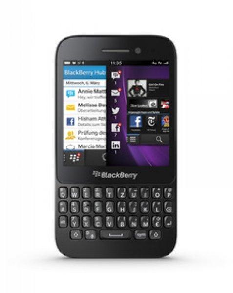 BlackBerry Q5 LTE mit Vodafone branding schwarz für 232 statt 322. Preisfehler?!