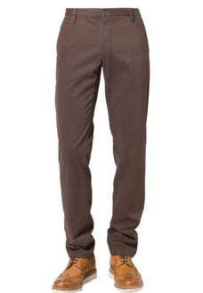 Sisley Chino für 29,95 € @ Zalando - Farbe: Dunkelbraun, Größen: 46-50