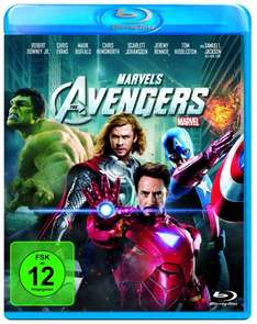 [Amazon Prime] Marvel's The Avengers [Blu-ray] für 10.53€ als 3D 19,50€