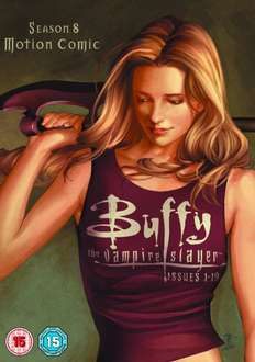 Buffy The Vampire Slayer - Season 8 Motion Comic [DVD] (PRIME)