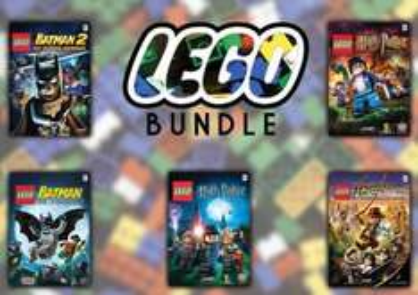 The LEGO Gamer Bundle für Mac @Stacksocial