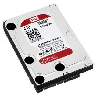 @Redcoon.de: 4 TB Festplatte WD Red 4TB WD40EFRX für 152,99€