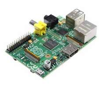 Raspberry Pi Modell B - 512 MB