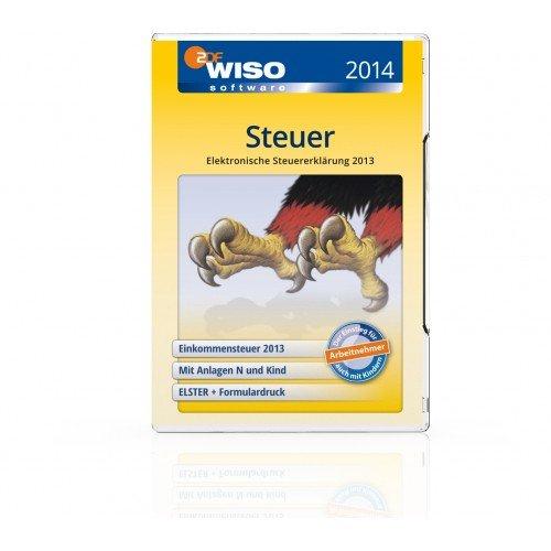 WISO Steuer 2014 CD Media Markt Bochum Castrop Rauxel