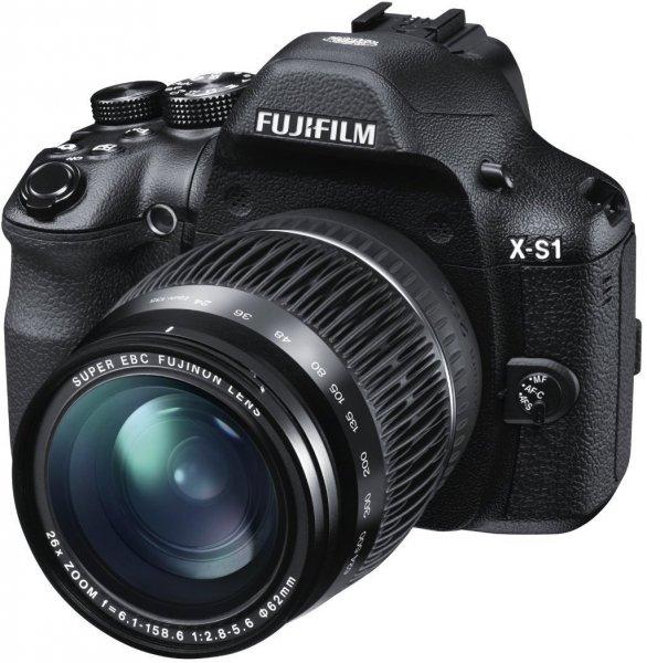 Fujifilm X-S1 (26x Zoom Bridge-Kamera) für 309€ @Amazon.co.uk