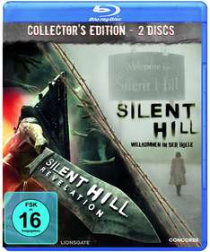 [Amazon Prime] Silent Hill - Willkommen in der Hölle / Silent Hill: Revelation [Blu-ray] [Collector's Edition] für 10,97€