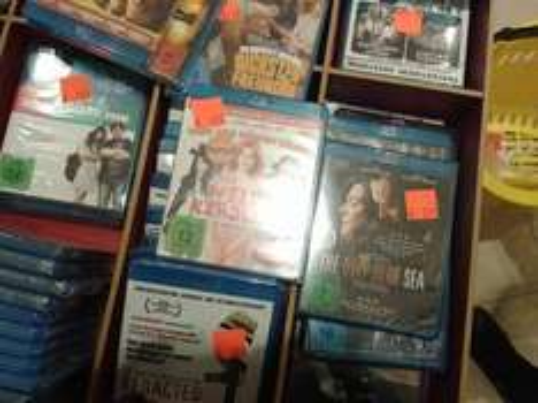 [Lokal Kiel] Blu Rays im Angebot ca. 50 verschiedene Titel im Citti Kiel