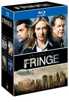 Fringe - Staffel 1 - 4 [Blu-ray] für 37,73€ @Amazon.fr