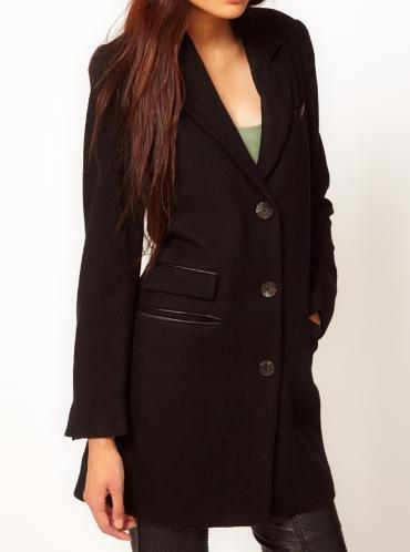 Ebay: Pepe Jeans Pierre Damenmantel schwarz PL4000258....Preisfehler? 39,95€ inklusive Versand