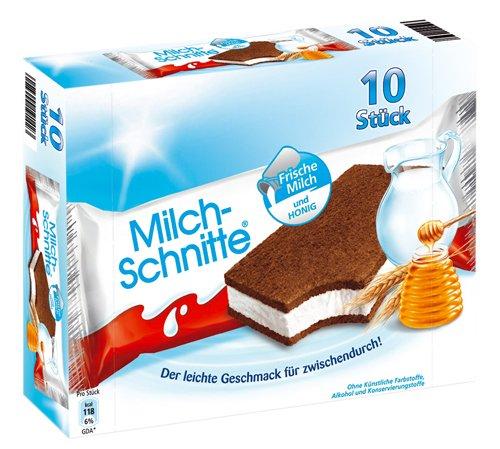 [LOKAL HH] Milchschnitte 10er Pack für 1,15 Euro (kurzes MHD)