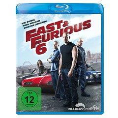 Fast & Furious 6 (Blu-ray-mit Euronics label) Euronics [offline/lokal]