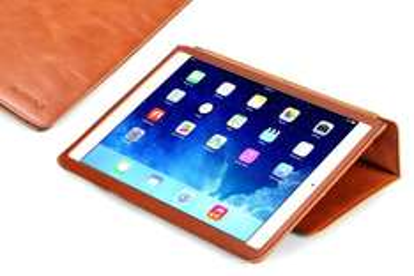 "KAVAJ iPad Air Ledertasche ""Berlin"" @ Amazon"