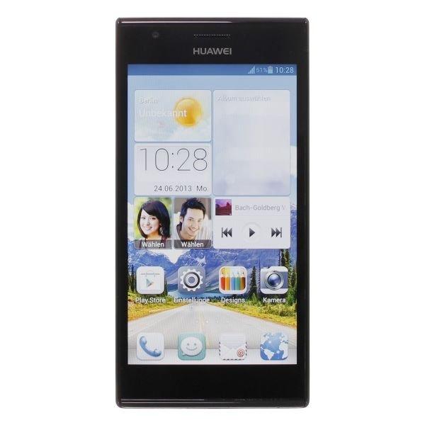 Huawei Ascend P2 granite black für 205,85 € @ Getgoods