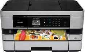 Brother MFC-4610DW, 4in1 Tintenstrahler, 2 Papierkassetten, WLAN, Duplexdruck, A3-Druck als Einzelblatt, 144.48 statt 164.48 €