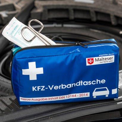 [Lokal] KFZ-Verbandtasche nach neuer DIN 13164 für 5,99€ bei Aldi-Nord ab 20.01.