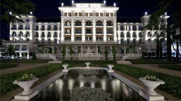5* Kempinski Palace in Portoroz, Slowenien 3 Nächte 2 Personen €349