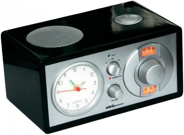 Silva Schneider PM-11UR für 12,99€ @voelkner - Uhrenradio