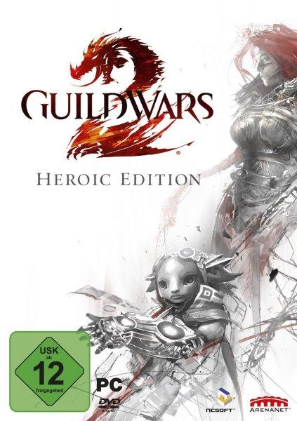 Guild Wars 2 (PC) - Heroic Edition für 22,97€ @Amazon.de