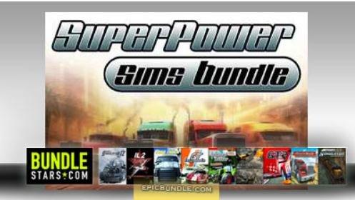 Wieder da- Bundlestars – SUPERPOWER SIMS Bundle - 9 Games – einzelne Steamkeys – 7,87 €