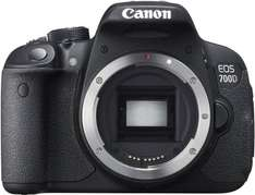 Canon EOS 70D Body + 50€ Amazon.es Guthaben für 590,41 € @Amazon.es
