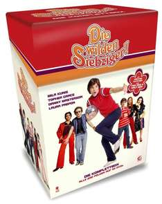 Die wilden Siebziger - Die Komplettbox (DVD) @ Amazon für 36,97€