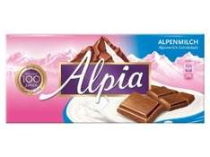 Alpia Schokolade für 33 cent (Münster Lokal?) Rewe