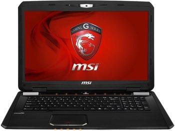 MSI GX70-A10897287 43.94 cm (17.3 Zoll) Notebook (AMD A10-5750M, 2,5GHz, 8GB RAM, 750GB HDD, Radeon HD 8970M, DVD, DOS) für 799€ + 4,95€ VSK @ ZackZack