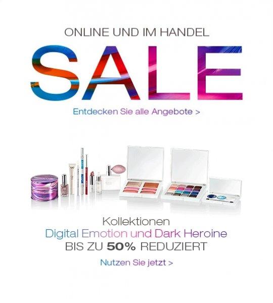 """Bei KIKO: Die Kollektionen """"Digital Emotion"""" und """"Dark Heroine"""" bis 50% Reduziert (online und Geschäfte)"""