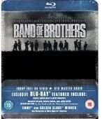 Band of Brothers Blu Ray (Steelcase) für 15,29 bei WOWHD - nur OV