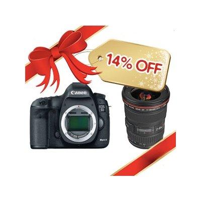 Canon EOS 5D Mark III + Canon EF 17-40mm f/4L USM