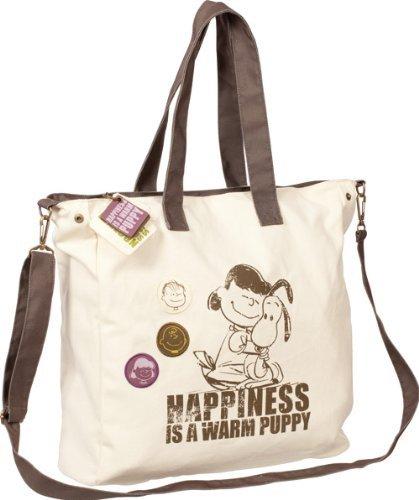 Für Snoopy Fans- Peanuts Handtasche für 12,90 Euro inklusive Versand statt 22,90 Euro
